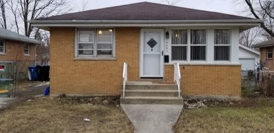 1649 Hilltop Avenue, Chicago Heights, IL 60411 - #: 10266021