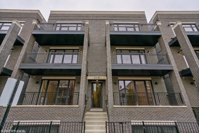 819 N Paulina Street UNIT 3N, Chicago, IL 60622 - MLS#: 10266042
