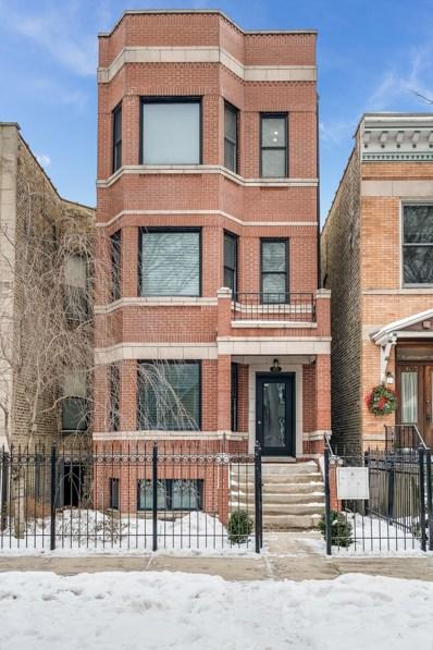 2627 N Washtenaw Avenue UNIT 3, Chicago, IL 60647 - #: 10266099