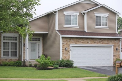 236 Sparrow Lane, Bolingbrook, IL 60490 - #: 10266132