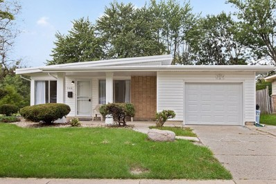 346 Sauk Trail, Park Forest, IL 60466 - #: 10266142