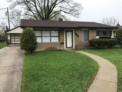 1450 Forest Avenue, Calumet City, IL 60409 - MLS#: 10266230