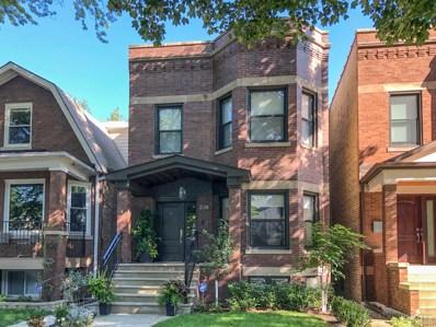 2136 W Waveland Avenue, Chicago, IL 60618 - #: 10266329