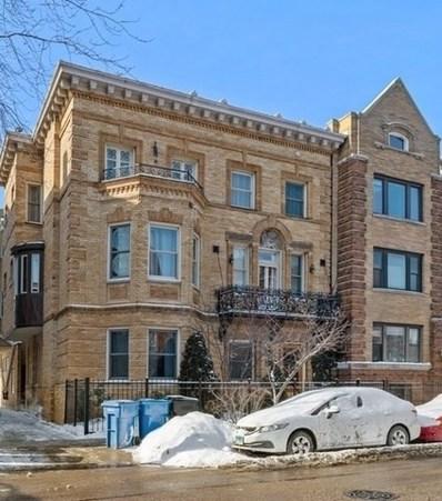 4038 N Clarendon Avenue UNIT 3R, Chicago, IL 60613 - #: 10266459