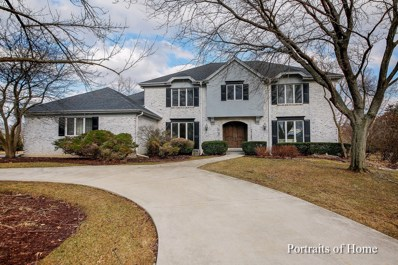 3 Hanover Court, Burr Ridge, IL 60527 - #: 10266495