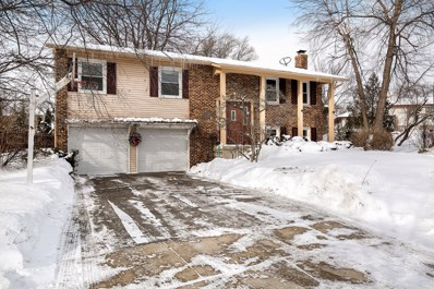 4118 Crimson Drive, Hoffman Estates, IL 60192 - #: 10266753