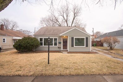 9212 S 49th Court, Oak Lawn, IL 60453 - MLS#: 10266911