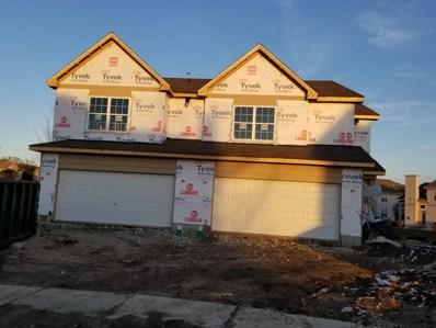 669 N Elizabeth Court UNIT 25R, Romeoville, IL 60446 - MLS#: 10266916