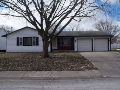 383 N Van Buren Avenue, Bradley, IL 60915 - MLS#: 10266928