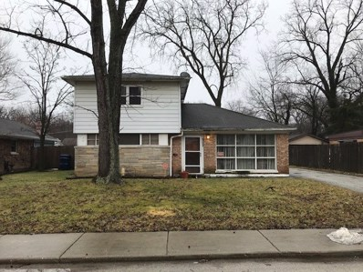 327 Osage Street, Park Forest, IL 60466 - #: 10267102