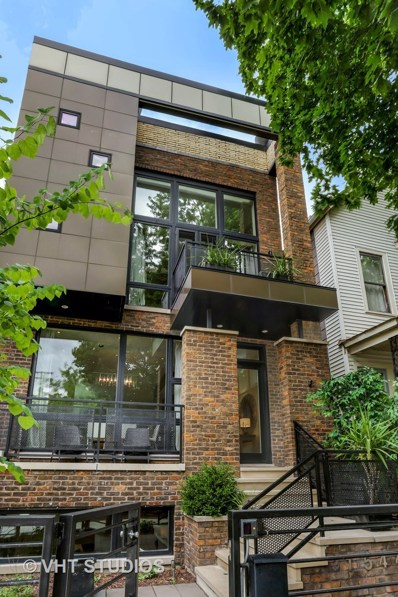 1544 W Henderson Street, Chicago, IL 60657 - MLS#: 10267520