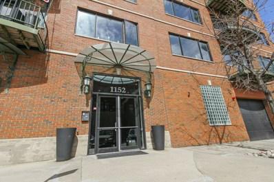 1152 W Fulton Market Street UNIT 4C, Chicago, IL 60607 - #: 10267749