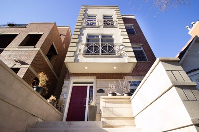 3824 N Greenview Avenue UNIT 2, Chicago, IL 60613 - #: 10267796