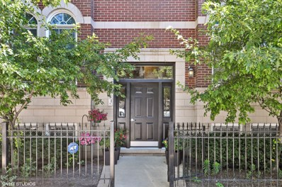1541 N North Park Avenue UNIT 3S, Chicago, IL 60610 - #: 10267828