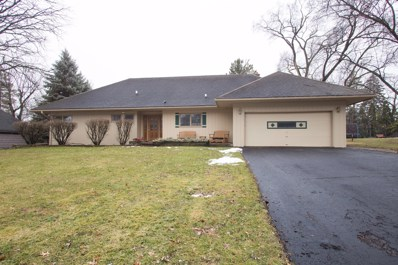 22W075  Woodview Drive, Medinah, IL 60157 - #: 10268165
