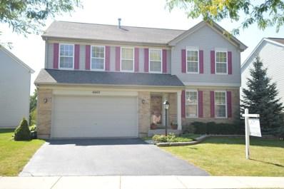 6660 Majestic Way, Carpentersville, IL 60110 - #: 10268381