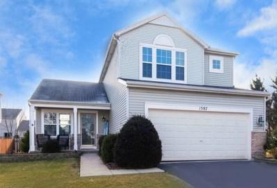 1587 Arborwood Circle, Romeoville, IL 60446 - #: 10268382