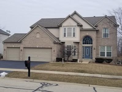 25036 Prairie Grove Drive, Plainfield, IL 60585 - #: 10268579