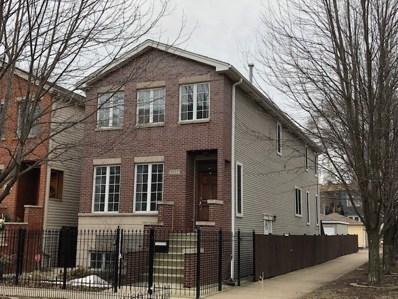 3537 W Palmer Street, Chicago, IL 60647 - #: 10268613