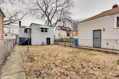9030 S Ellis Avenue, Chicago, IL 60619 - #: 10268744