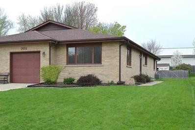 701 S Raven Road, Shorewood, IL 60404 - MLS#: 10268764