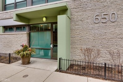 650 W Wayman Street UNIT 107C, Chicago, IL 60661 - #: 10268824