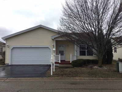 18 Rocking Horse Lane, Grayslake, IL 60030 - MLS#: 10268916