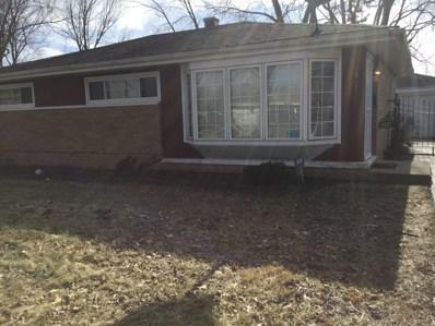 2907 Stafford Drive, Markham, IL 60428 - MLS#: 10269066