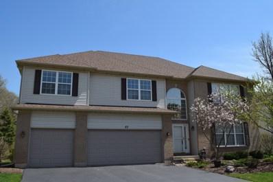 57 Sarah Drive, Crystal Lake, IL 60014 - #: 10269117