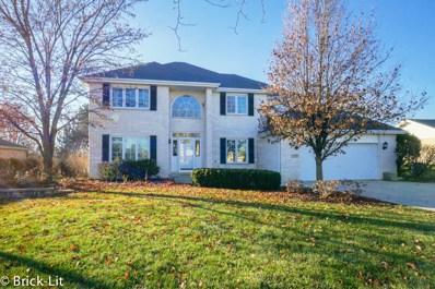 1355 Hickory Creek Drive, New Lenox, IL 60451 - #: 10269119