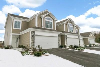 1720 Fredericksburg Lane, Aurora, IL 60503 - #: 10269289