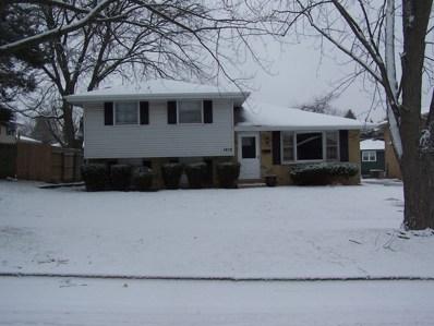 1413 Edgerton Drive, Joliet, IL 60435 - #: 10269301