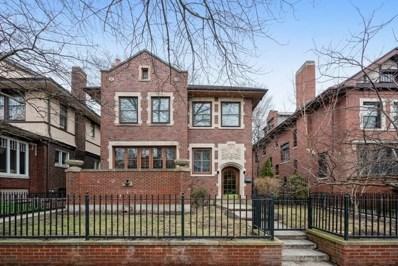 5135 S Woodlawn Avenue, Chicago, IL 60615 - #: 10269408