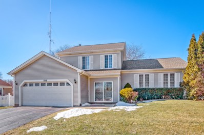706 Ashley Lane, Schaumburg, IL 60194 - #: 10269522