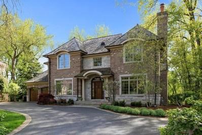 752 Brookvale Terrace, Glencoe, IL 60022 - #: 10269673