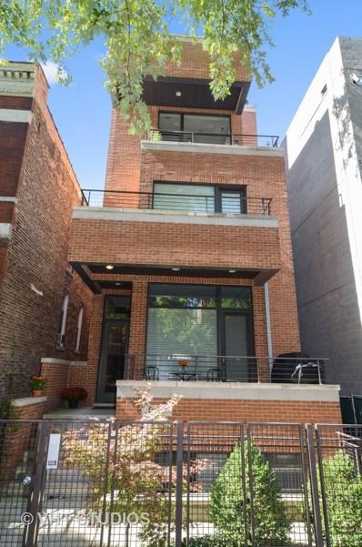 942 N Winchester Avenue UNIT 3, Chicago, IL 60622 - #: 10269821