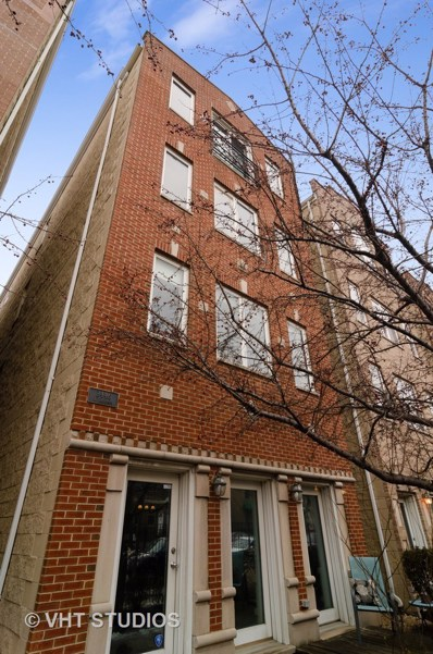 2446 W Harrison Street UNIT 1, Chicago, IL 60612 - #: 10269899