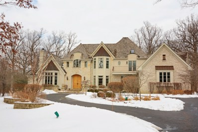 2624 Forest Glen Trail, Riverwoods, IL 60015 - #: 10269905