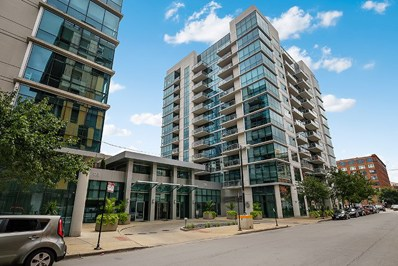 125 S Green Street UNIT 1110A, Chicago, IL 60607 - #: 10270209