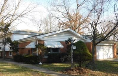 1738 Hawthorne Terrace, Des Plaines, IL 60016 - #: 10270353