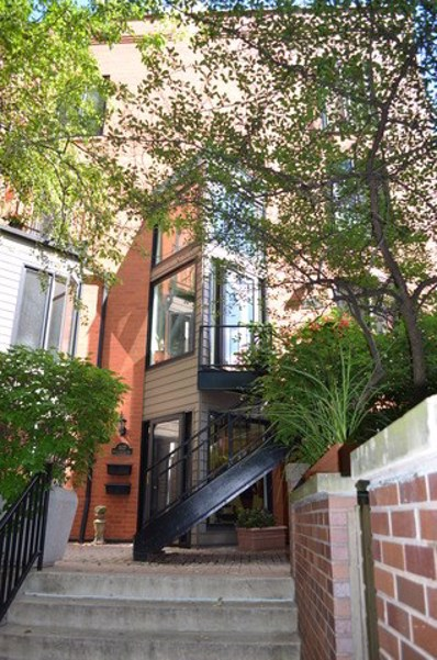 1621 N Cleveland Avenue UNIT 1621, Chicago, IL 60614 - #: 10270453
