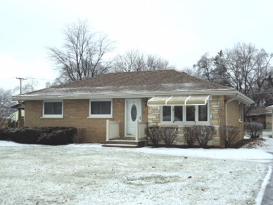 8125 S 83rd Court, Justice, IL 60458 - #: 10270807