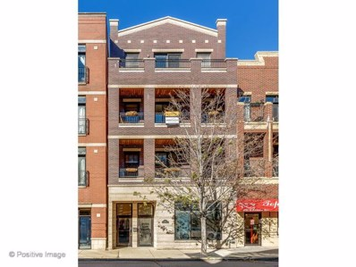 2052 W Belmont Avenue UNIT 4, Chicago, IL 60618 - #: 10270987