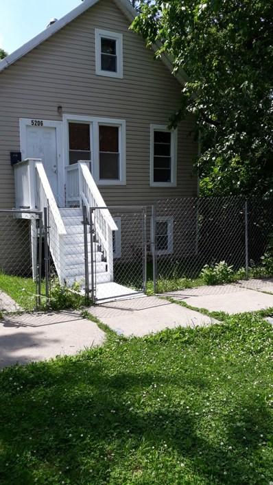 5206 S Wolcott Avenue, Chicago, IL 60609 - #: 10270992