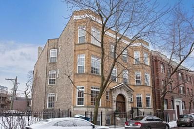 825 W Cuyler Avenue UNIT 1E, Chicago, IL 60613 - #: 10271208