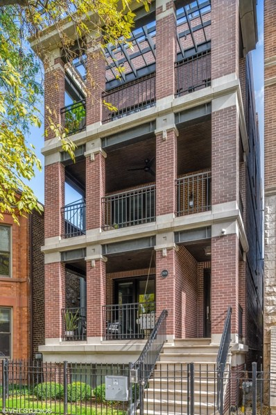 1909 N Bissell Street UNIT 2, Chicago, IL 60614 - #: 10271431