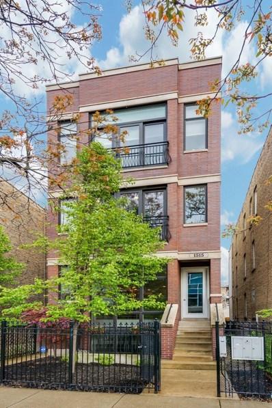 1515 N Claremont Avenue UNIT 2, Chicago, IL 60622 - #: 10271572