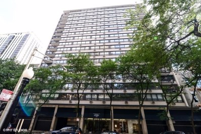 33 E Cedar Street UNIT 6G, Chicago, IL 60611 - #: 10271574