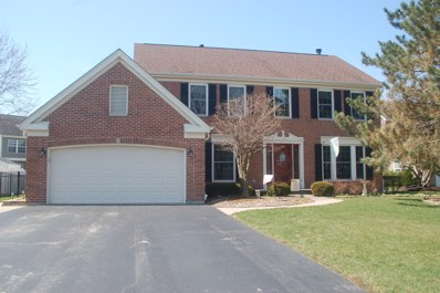 1636 Durham Court, Crystal Lake, IL 60014 - #: 10271594