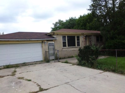 321 W 155th Street, Harvey, IL 60426 - #: 10272024